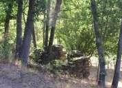 Preço reduzido: terreno com ruína de granito perto de Ázere, tábua (204az)