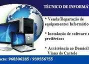 Técnico de reparação informática 968306285/939556755