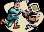 Faz-se todos os serviços de informática , serviÇo barato e de qualidade ;