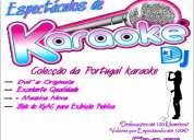 Espectáculo de karaoke