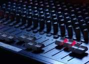 Técnico de som