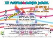 Xx festival da canÇÃo juvenil