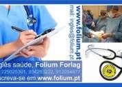 Curso de inglês técnico para profissionais de saúde