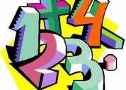 Explicaçoes de matemática secundario/superior
