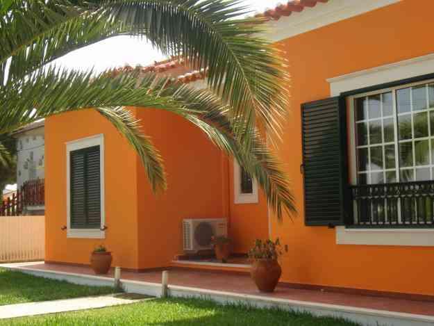 Pintura repara o e isolamento de paredes interiores e - Precio pintura exterior ...