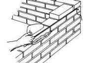 Executamos todo o tipo de trabalhos de construção civil