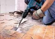 Reconstrução,reparaçãoo a sua casa, loja ou local desejado.