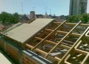 Telhados e tectos em madeiras