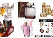 Part-time/full-time revenda de perfumes genéricos - fmgroup