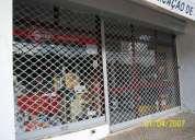 Grades lagarto e portas e grades de seguranÇa