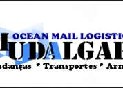 Mudalgarve _ transportes / armazenamento apoio a eventos
