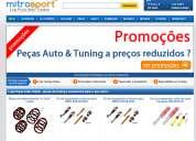 Mitrosport, loja online  peças auto e tuning