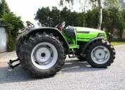 Tractor deutz-fahr agroplus 70