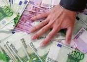 Oferta de empréstimo de dinheiro entre particular sério e honesto