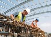 Trabalhadores da construção urgente , as oportunidades de emprego