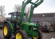 Venda: trator 2005 john deere 5820 com carregador 551