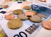 Oferta de empréstimo de dinheiro e financiamento de projeto para todos sem protocolo