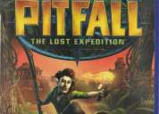 Jogo ps2 pitfall the lost expedition