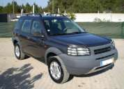 Land rover freelander 2.5 v6 steptronic cx.automática - 01/2001