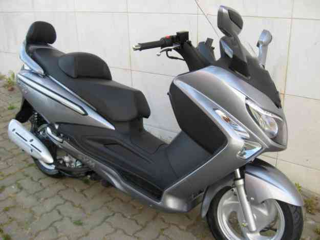 scooter sym gts 125 evo alqueives motociclos scooters. Black Bedroom Furniture Sets. Home Design Ideas