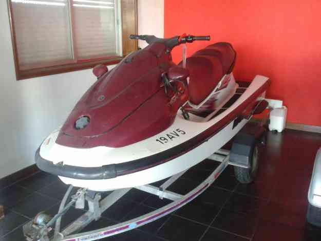Moto agua yamaha waverunner 760 xl 3 lugares 97 troco for 97 yamaha waverunner 760 parts