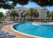 Oportunidade t1(4p) albufeira aparthotel acqua maris balaia 2 pisc (ext+int) frente praia