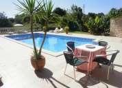 Alojamento de fÉrias t1 + piscina + jardim + estacionamento privativo - portimÃo - algarve