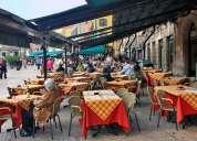 Procuro restaurante com esplanada zona central de lx