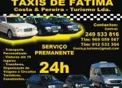 TÁxis - mini bus - limousines - autocarros