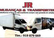 Empresa jr mudanÇas/transportess