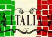 Aulas de italiano - intensivo e urgente