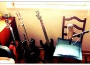 Aulas de guitarra (clássica e/ou eléctrica) muito económicas!