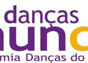 Workshop de danças barrocas!