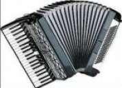 Aprenda a tocar acordeão, piano, ou teclados, seja qual for a sua idade!!
