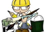 Trabalhos de remodelaçao de edificios e apartamentos