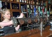 Empregada de bar / empregada de mesa - precisa-se