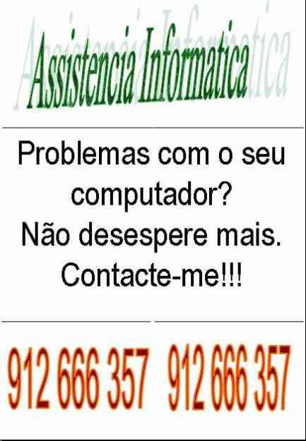 Assistência Informática