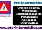 Precisam-se comissionistas para apresentação e venda de sites e plataformas web -  refª tv