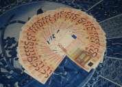 Oferta de empréstimo de dinheiro entre particulares