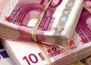 Empréstimo oferta de dinheiro rápido e confiável.