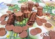 Ofertas de empréstimo e financiamento de projeto