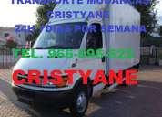 Transporte mudança cristyane 966096522